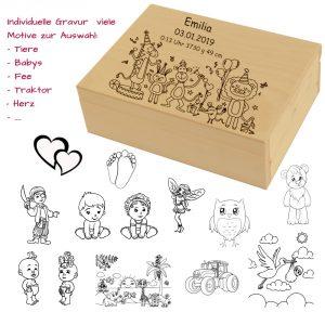 Baby Erinnerungsbox