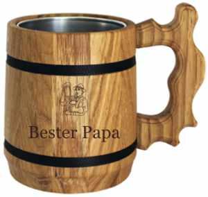 Bester Papa Bierkrug