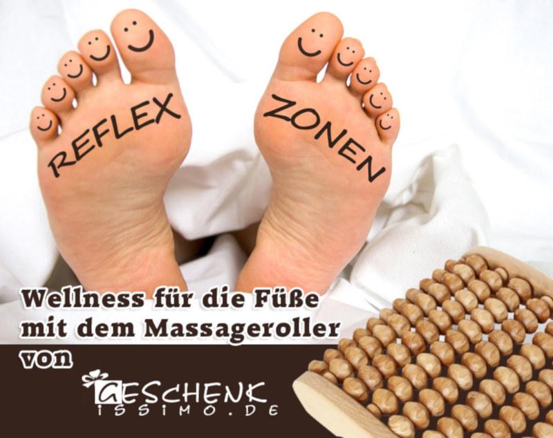 Wellnessgeschenk fuss