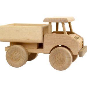 Lastwagen Kinder Holz