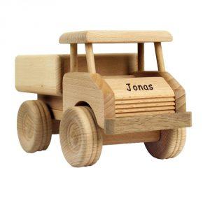 Holz LKW bestellen