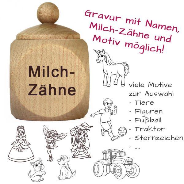 Milchzahndose