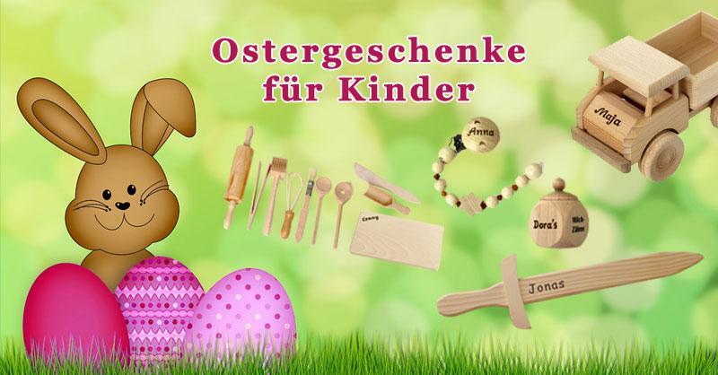 Ostergeschenke für Kinder