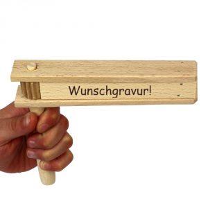 Ratsche Krachmacher Holz