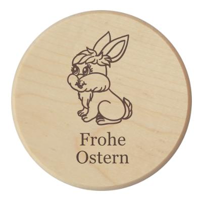 Untersetzer Frohe Ostern