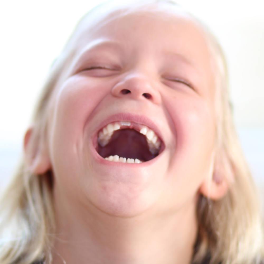 Zahnluecke Schulkind