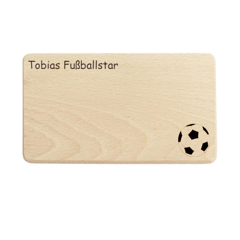 Geschenk Fussballer